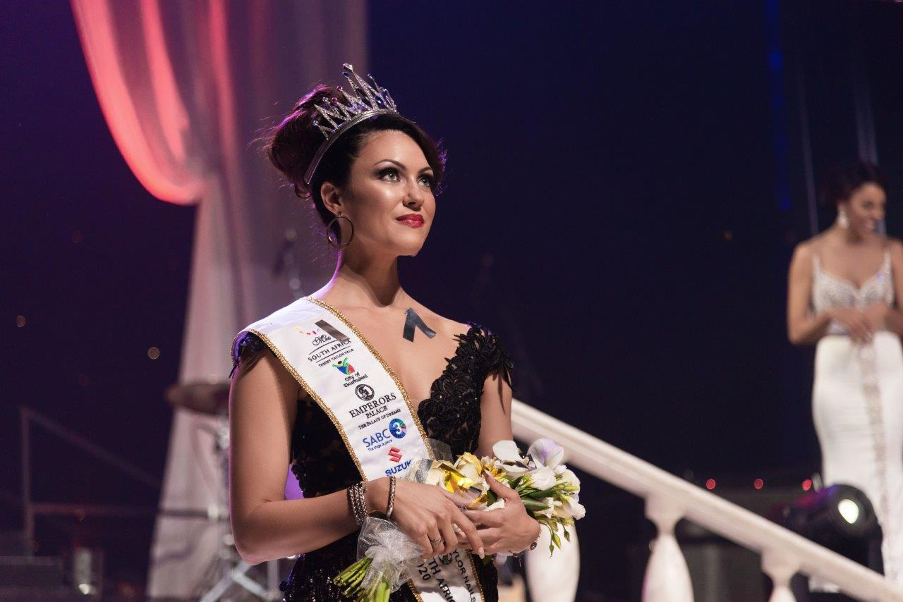 Jacqueline Ferns - Mrs South Africa 2020